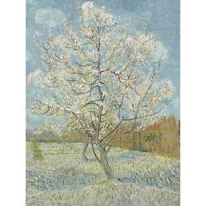 Van-Gogh-The-Pink-Peach-Tree-Large-Wall-Art-Print