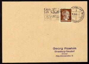 Allemagne-n-706-Yv-flamme-WW2-STUTTGART-Timbre-Allemand-Hitler-Mi-n-782