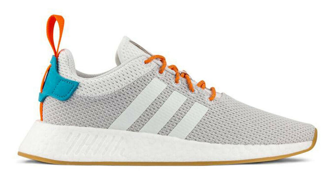 Adidas NMD R2 Summer Trainers Mens damen Running Run Gym Sports Training schuhe