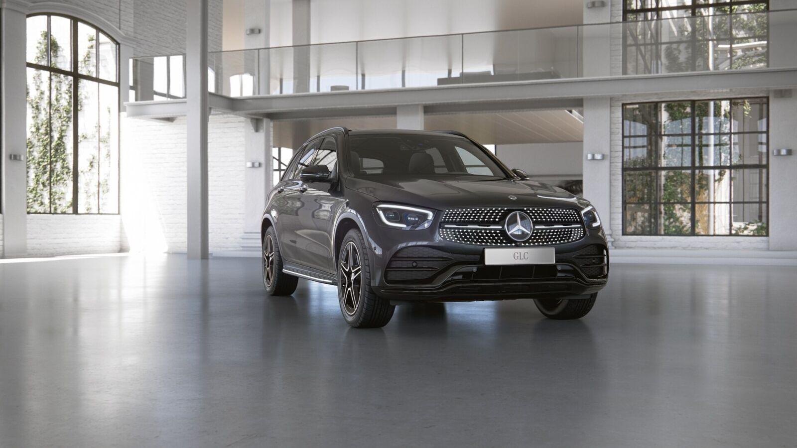 Mercedes-Benz GLC300 de 2,0 aut. 4Matic