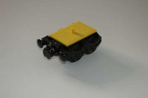 Lego RC POWER FUNCTIONS Eisenbahn TRAIN Zubehör Achse Magnet Drehplatte Motor