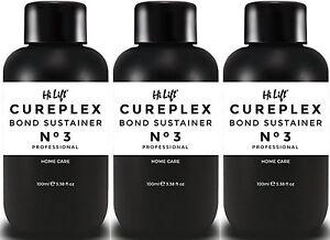 HI-LIFT-CUREPLEX-BOND-NO-3-SUSTAINER-100ML-X-3-FREE-SHIPPING