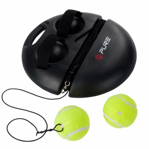 Pure2Improve Tennis Boden Trainer Tennis Ball Einzel Training Praxis P2I100180