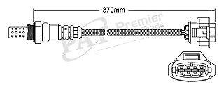 Bosch Oxygen/Lambda Sensor Post Catalytic Converter HOLDEN COMMODORE 06~13 3.6L