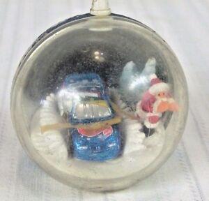 Mattel-Planet-Micro-Hot-Wheels-Christmas-Ornament-vintage