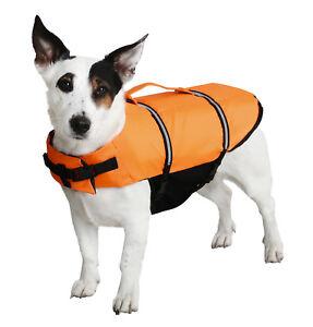 Hundeschwimmweste-Schwimmweste-Rettungsweste-fuer-Hunde-in-5-Groessen-reflektierend