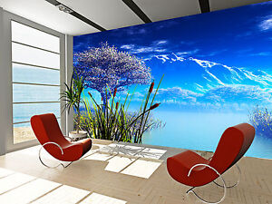 Image Is Loading Japanese Garden 3D Wall Mural Photo Wallpaper GIANT