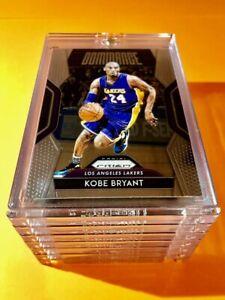 Kobe-Bryant-PANINI-PRIZM-DOMINANCE-INSERT-GREAT-INVESTMENT-Mint-Condition