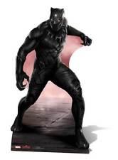 BLACK PANTHER Marvel LifeSize cartone ritaglio Standee / Standup AVENGERS