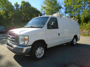 2010 Ford E 150 Commercial