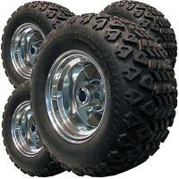 10 Golf Cart Mini Truck Tire Rim Wheel Assembly For Ezgo Club Car Yamaha P3026