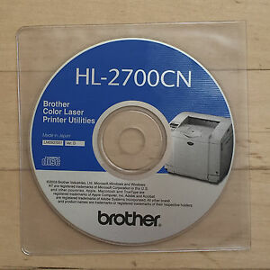 driver brother hl 2700cn mac