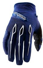 O'neal ONEAL 2012 adult Element NEW gloves Blue sz 12  motocross ATV  0397-012