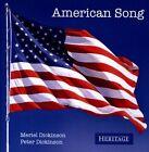 American Song (CD, Feb-2012, Heritage)