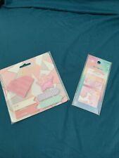 Sticky Notes Set Unicorn Pink Assorted