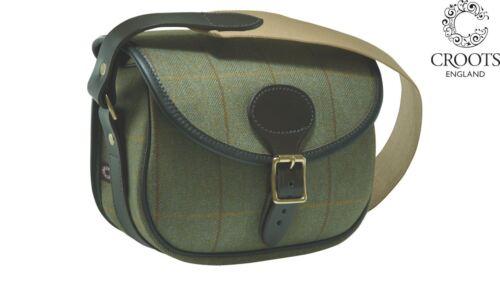 Hunting *Hemsley Tweed Cartridge Bag by Croots