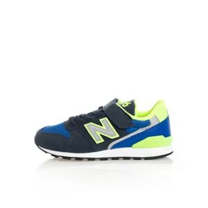 SNEAKERS-BAMBINO-NEW-BALANCE-996-LIFESTYLE-YV996DN-SHOES-KIDS-Blu