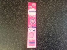 SMIGGLE SCENTED PENCILS - BUBBLEGUM - BRAND NEW PACK - *NEW SCENT*