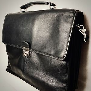 Details about  /NEW Wilson/'s Leather Madison Laptop Tote Laptop Sleeve Included $200 Retail