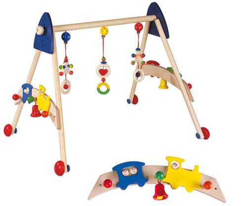 Baby-Fit-Spieltrainer ZUG Greiftrainer Baby-Fitnessgerät 3 in 1 Lauflernwagen