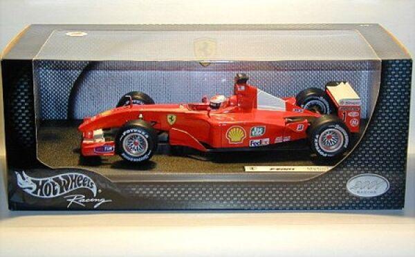 Ferrari F 2001 Michael Schumacher Racing Edition  | Neuer Eintrag