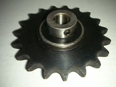 60BB15H-5//8/'/' Bore 15 Tooth Idler Sprocket for 60 Roller Chain