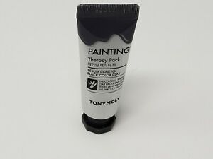 Tony-Moly-Painting-Therapy-Pack-Sebum-Control-Black-Color-Clay-Travel-Size-35oz