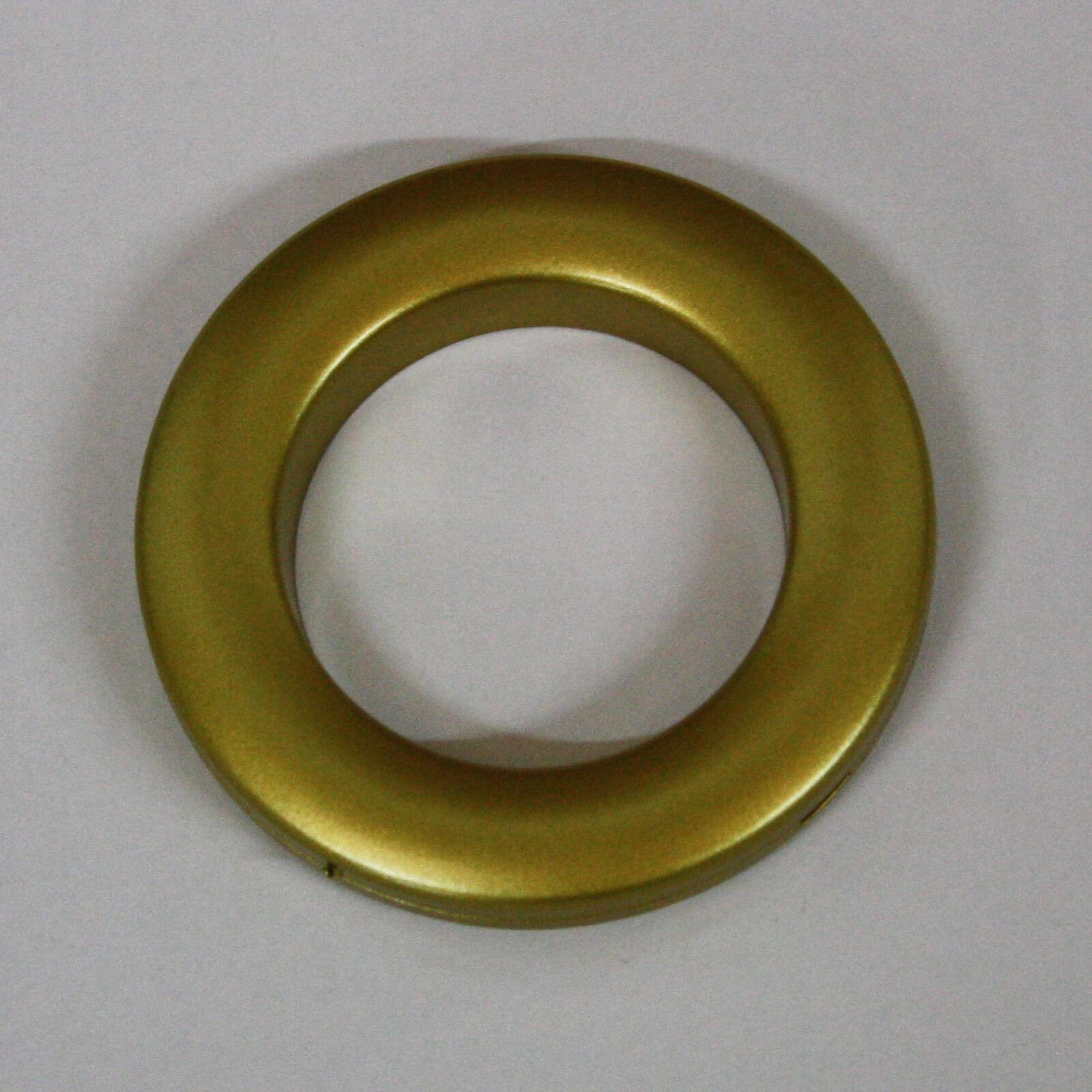 Curtain Eyelet Eyelet Eyelet Rings - Matt Gold Colour cd6b71
