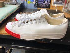 41115e44fa61d6 Converse Chuck 70 OX Undercover X Jun Takahashi White Red Size US 12  Men163013C