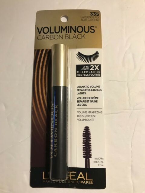 670304a2d6f L'Oreal Voluminous Carbon Black Mascara for sale online | eBay
