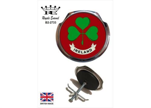 B2.0622 Royale Classic Car Grill Badge Fittings WIGAN CASINO OPENING NIGHT