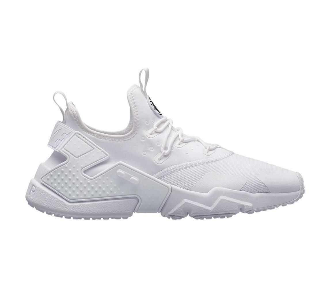 Size 11 11.5 12 13 14 15 Nike Men Air Huarache Drift shoes AH7334 100 White