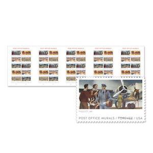 USPS-New-Post-Office-Murals-Press-Sheet