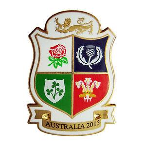 British-amp-Irish-Lions-2013-Logo-Pin-White