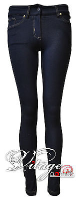 WOMENS LADIES COLORED SKINNY FIT JEANS LEGGING JEGGINGS STRECHY TROUSERS 8-20