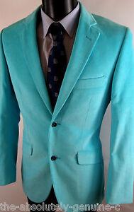 Light £375 Jacket Bnwt Pritchard 38 Blue Cord Rrp Aquascutum qPZnA7ww