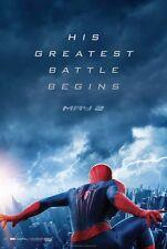 Amazing Spider-man 2 - original movie poster - 27x40 Glossy 27x40