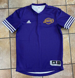 Lakers Kobe Bryant Small Adult Authentic Shooting Shirt Jersey ...