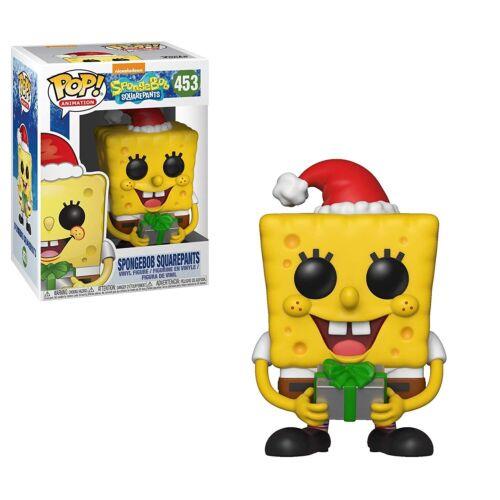 Spongebob Holiday Spongebob Brand New In Box POP Animation Funko
