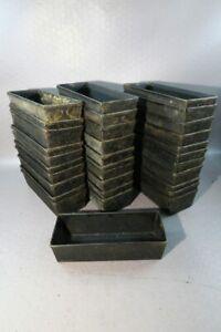 Obligeant 32 Pièces Metal Brotbackform Moule Forme Brotform #29269-afficher Le Titre D'origine