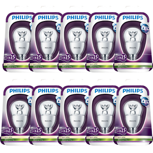 10-X-3W-Lampara-Led-Philips-E14-Montura-Blanco-Calido-250Lumen-2700Ka-Claro