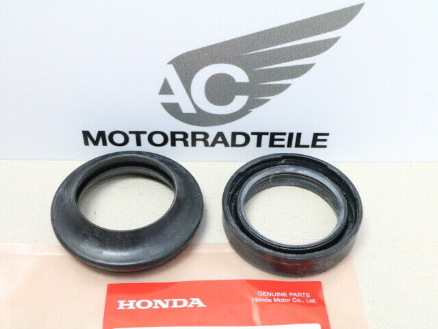 Honda XL XR 125 200 250 500 R S V k Simmer Tapa Anti Polvo Horquilla Frontal