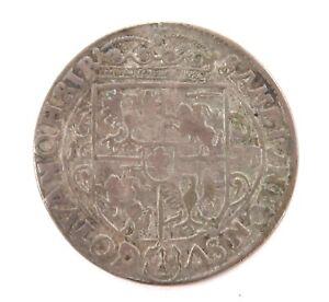 1623-POLLAND-SIGISMUND-III-SILVER-1-4-THALER