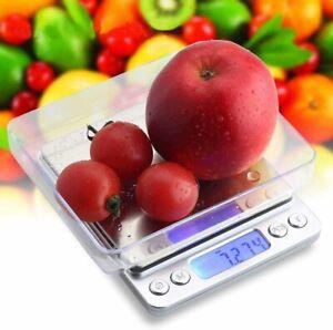 Bilancia da cucina digitale LCD bilancino elettronica di precisione professional