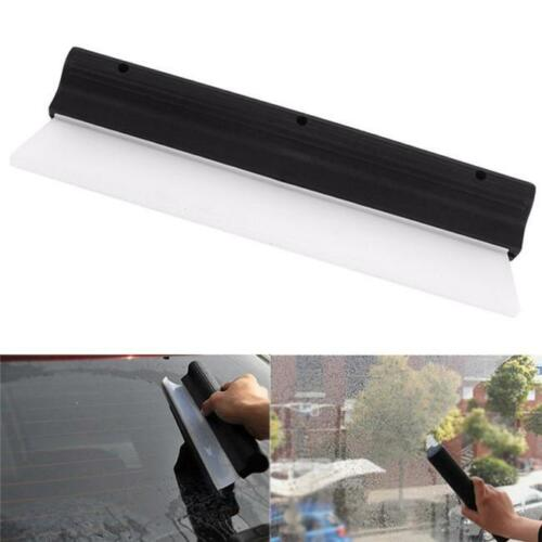 Silicone Home//Car Water Wiper Scraper Blade Squeegee Clean Window Cleaner Dry G