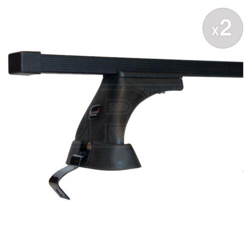 Steel Roof Bars // Roof Racks Pair Specific Fit Summit SUM-309