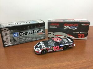 1-24-ACTION-2004-29-GOODWRENCH-ENGINES-SNAP-ON-TOOLS-MONTE-CARLO-KEVIN-HARVICK