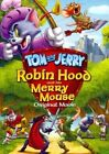 Tom and Jerry Robin Hood and His Merr 0883929213184 DVD Region 1