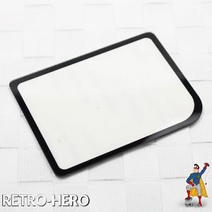 Game-Boy-Zero-Display-Scheibe-screen-GBZ-LCD-Pi-RetroPie-MOD-gameboy-Black-Glas