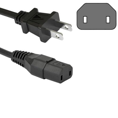 10ft AC Stromkabel für Denon Avc Avr Serie Av Surround Empfänger Kabel